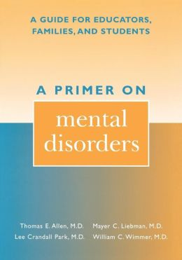 Primer On Mental Disorders
