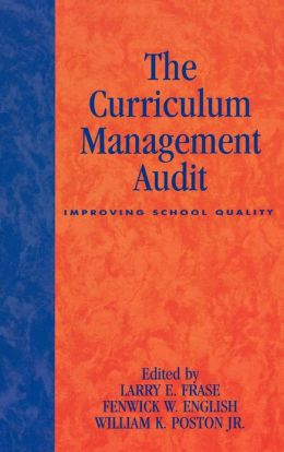 Curriculum Management Audit