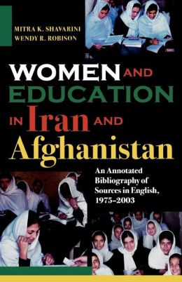 Women And Education In Iran And Afghanistan