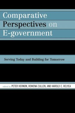 Comparative Perspectives On E-Government