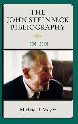 John Steinbeck Bibliography, 1996-2006
