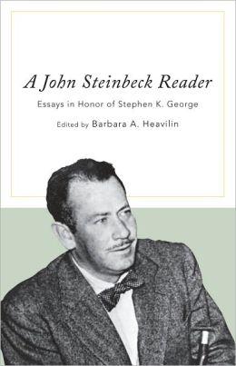 JOHN STEINBECK at EssayPedia.com