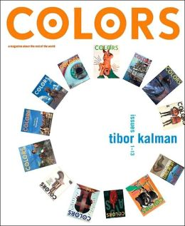 Colors: Tibor Kalman,Issues 1¿13