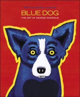 2007 Blue Dog Engagement Calendar