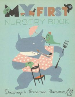 My First Nursery Book