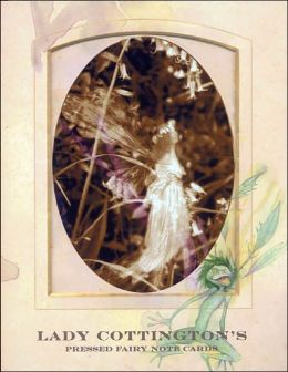Lady Cottington's Pressed Fairy Album: Notecards in a Slipcase with Drawer