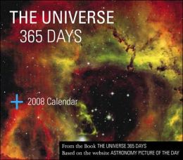 2008 The Universe: 365 Days Box Calendar