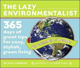 2008 The Lazy Environmentalist Box Calendar
