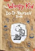 Book Cover Image. Title: The Wimpy Kid Do-It-Yourself Book, Author: Jeff Kinney