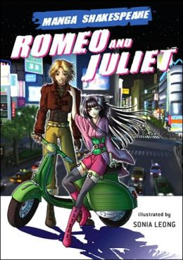 Romeo and Juliet (Manga Shakespeare Series)