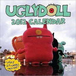 2012 Uglydoll Wall Calendar