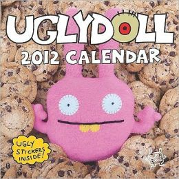 2012 Uglydoll Mini Wall Calendar