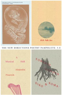Poetry Pamphlets 5-8