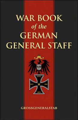 The War Book of the German General Staff 1914