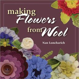 Making Flowers from Wool