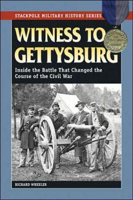 Witness to Gettysburg