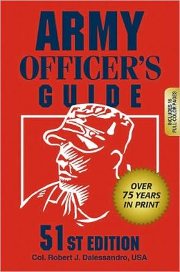 Army Officer's Guide: 51st Edition