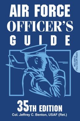 Air Force Officer's Guide 35th Edition
