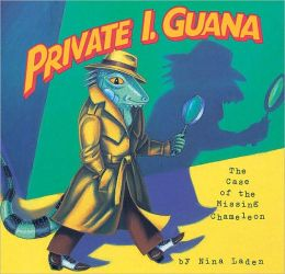 Private I. Guana: The Case of the Missing Chameleon