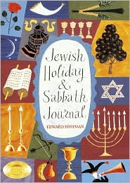 Jewish Holiday & Sabbath Journal