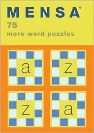 Mensa: 75 More Word Puzzles