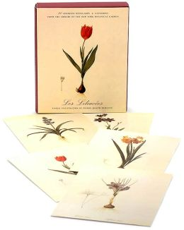 Les Liliacees Notecards