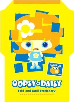 Oopsy Daisy Fold and Mail Stationery