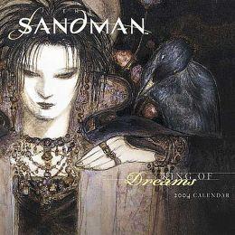 2004 Sandman Wall Calendar