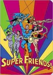 Super Friends Journal