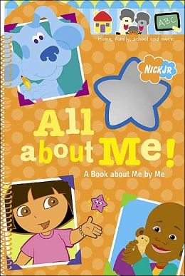 All About Me!: A Book about Me by Me