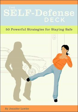 The Self-Defence Deck: 50 Powerful Strategies for Staying Safe