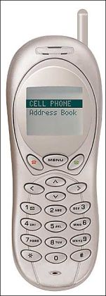 Cell Phone Address Book