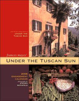 2006 Under the Tuscan Sun Engagement Calendar