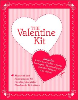 The Valinetin Kit: All You Need To Create Your Own Valentines