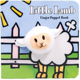 Little Lamb: Finger Puppet Book