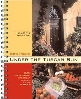 2007 Under the Tuscan Sun Engagement Calendar
