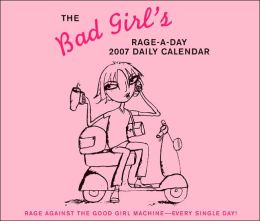 2007 Bad Girls Daily Box Calendar