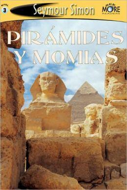 Pyramids y momias (SeeMore Readers: Level 3 Series)
