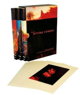 Dante's Divine Comedy: Boxed Set
