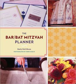 The Bar/Bat Mitzvah Planner