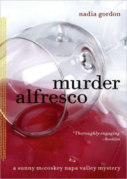 Murder Alfresco (Sunny McCoskey Napa Valley Series #3)
