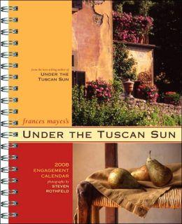 Under the Tuscan Sun 2008 Engagement Calendar