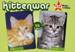 Kittenwar Postcard Box: May the Cutest Kitten Win!