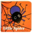Product Image. Title: Little Spider: Finger Puppet Book