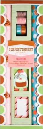 Confection-ery Gift Wrap Kit