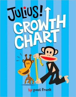Julius! Growth Chart