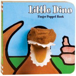 Little Dino: Finger Puppet Book