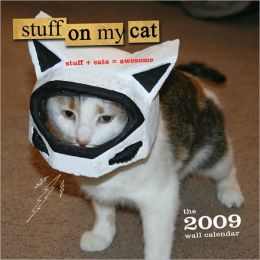 Stuff on My Cat 2009 Wall Calendar