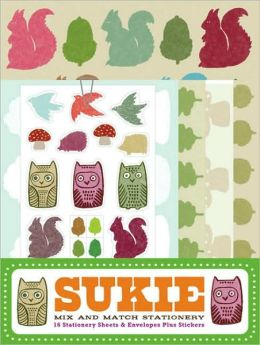 Sukie: Mix and Match Stationery