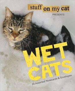 Wet Cats: Notecards